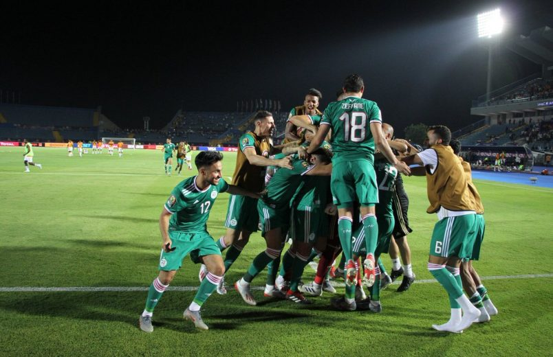 Violence erupts across France following Algeria AFCON win