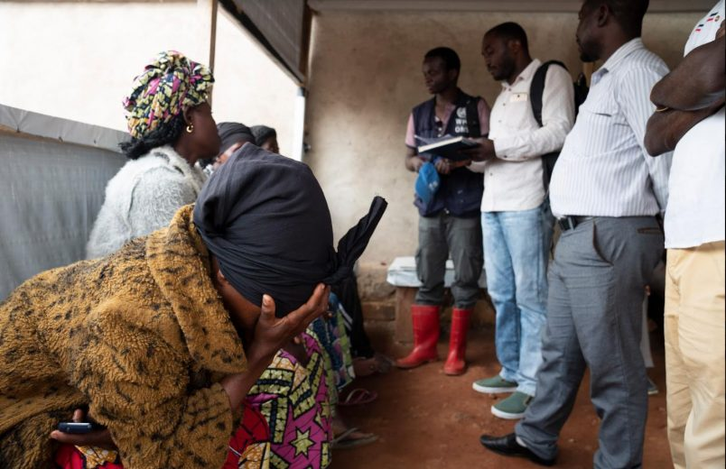 DRC Ebola outbreak reaches year mark with 2nd case in Goma