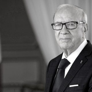 Interim president Ennaceur sworn in as Tunisia plans Essebsi funeral