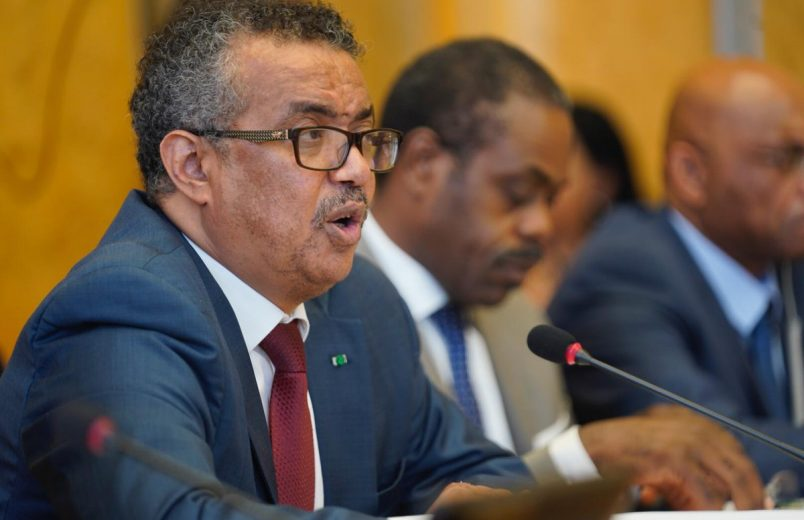 Tedros: Ebola case in Goma may be 'game-changer'