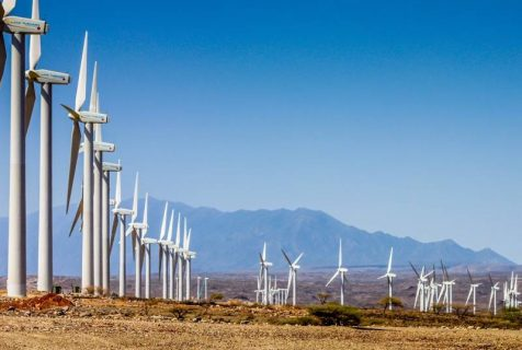 Report: Kenya's wind, Morocco's solar lead Africa on clean energy