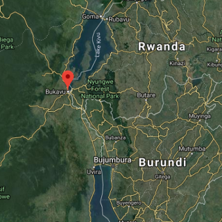 DRC: Urban fire destroys homes, displaces hundreds in Bukavu