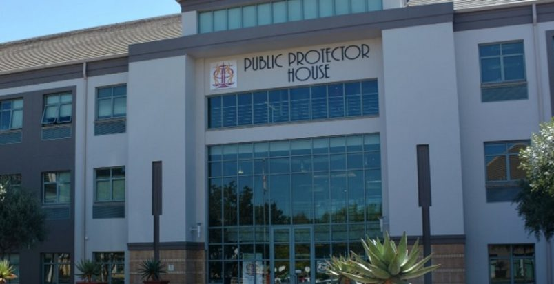 South African foundation joins call for public protector's dismissal