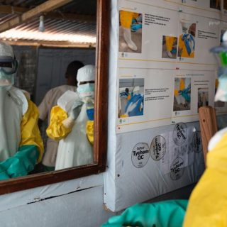 WHO upgrades DRC Ebola crisis to an international concern