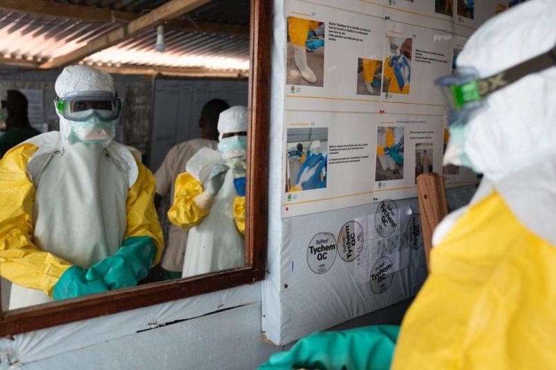 WHO upgrades DRC Ebola crisis to an international concern