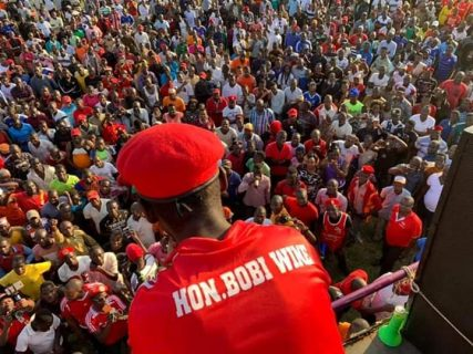Uganda's Bobi Wine plans presidential run