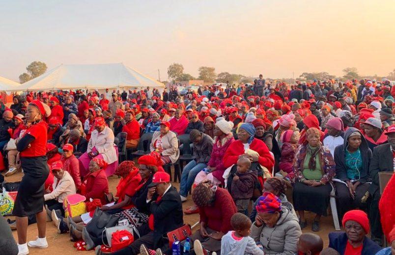 Botswana's Masisi seeks to woo former members back to BDP