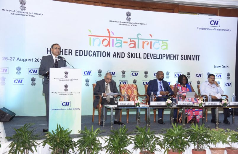 India, Africa connect on training and tech education