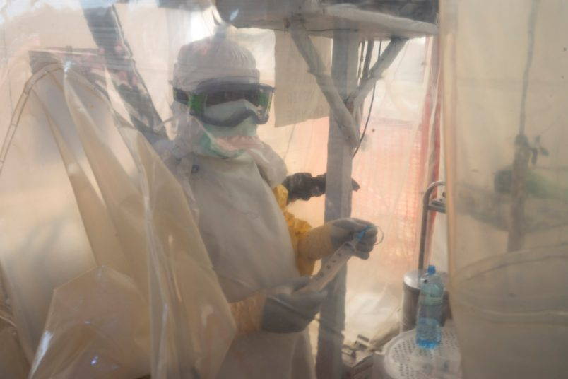 WHO says Ebola virus in DRC is new, not related to recent outbreaks