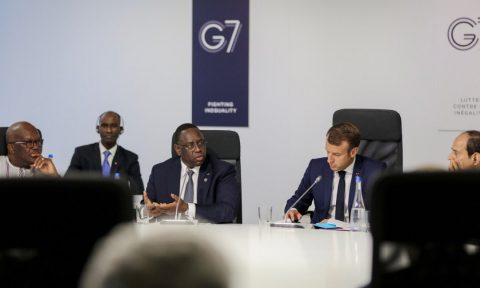 G7 sessions focus on African partnership, inequality