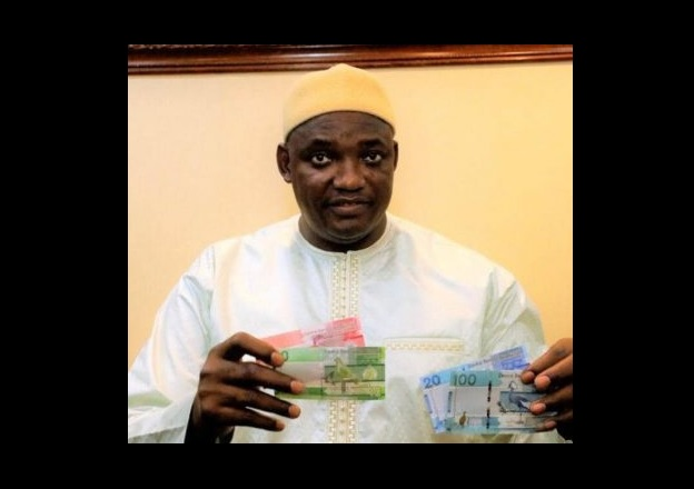Gambians get new money without Jammeh's portrait