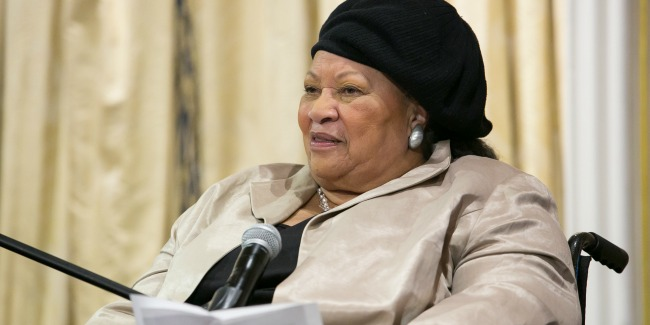 Acclaimed author Toni Morrison dies at 88