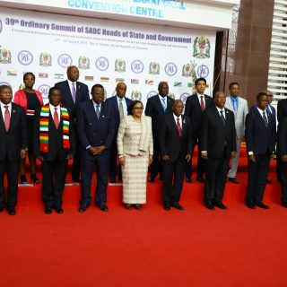 SADC summit ends with focus on Burundi, Lesotho and Zimbabwe