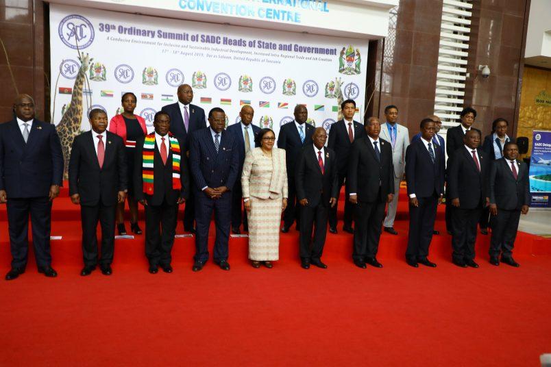 SADC summit ends with focus on Burundi, Lesotho and Zimbabwe