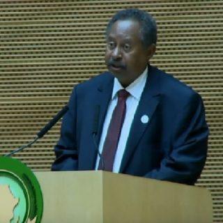 Sudanese opposition OK's Hamdok in PM role