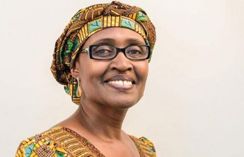 Uganda's Byanyima takes the helm at UNAIDS
