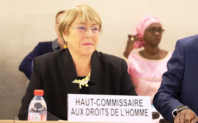 Bachelet says Sahel is example of link between climate, human rights