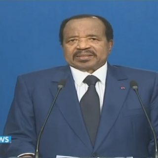 Biya plans national dialogue to end Cameroon's Anglophone crisis
