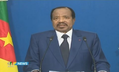 Biya plans national dialogue to end Cameroon's Anglophone crisis
