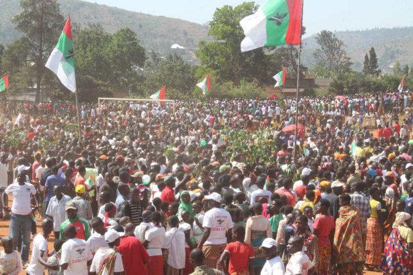 Burundi officials rubbish warnings in new UN report