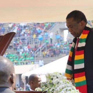 Mugabe funeral held in Harare
