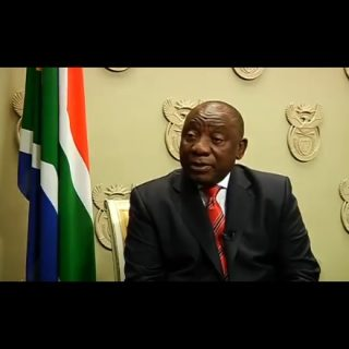 Ramaphosa condemns South African xenophobia, violence