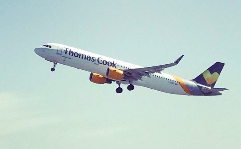 UK works to bring stranded Thomas Cook travelers home