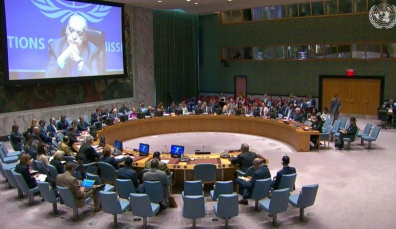 Salamé warns that Libya crisis could drive regional chaos