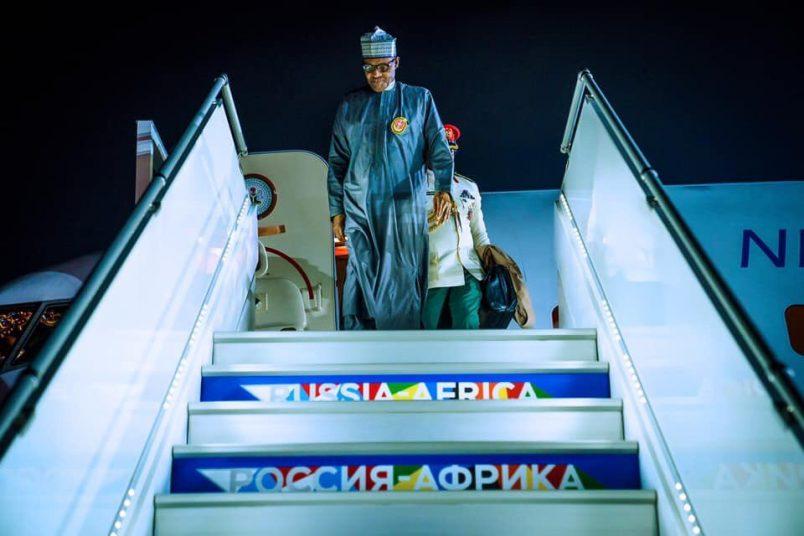 Russia-Africa Forum begins in Sochi