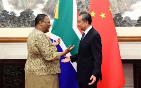 China's FM begins 3-nation tour in South Africa