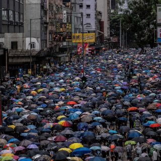 Hong Kong, Africa and the One China policy