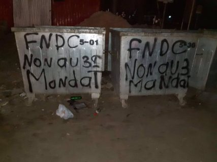 FNDC protests continue in Guinea as rights groups warn against violence