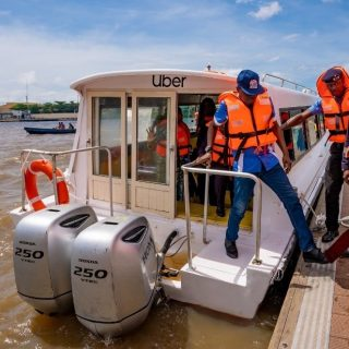 UberBOAT pilot program sets sail in Lagos