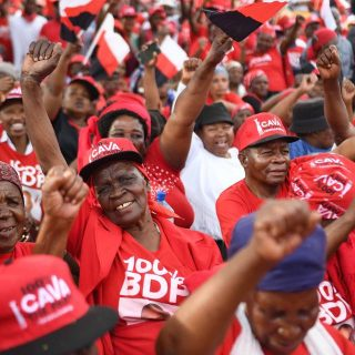 Masisi, BDP declared election winners in Botswana