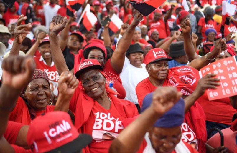 Masisi, BDP declared election winners in Botswana