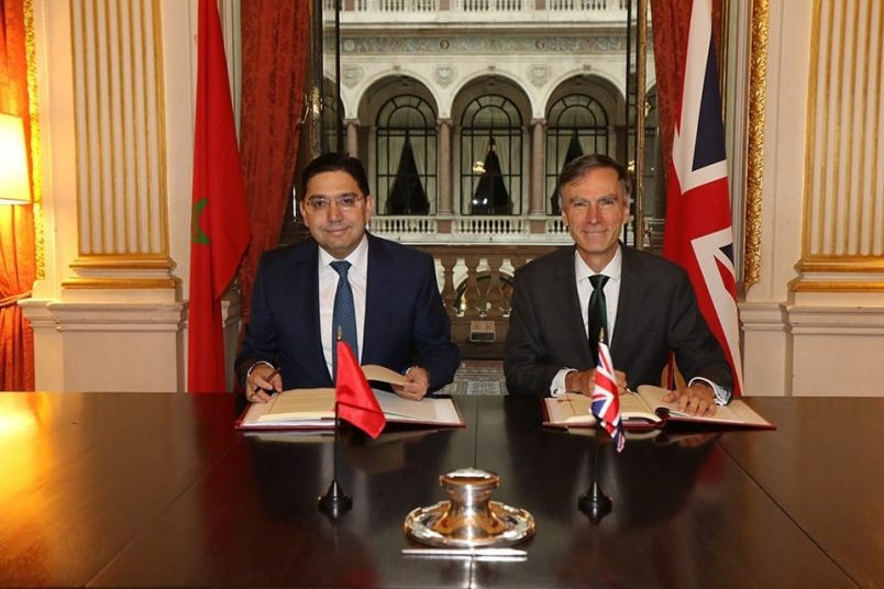 Morocco has a new Brexit deal. It's the UK that still can't seal one.