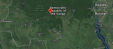 Report: Crashed plane located in DR Congo's Sankuru province