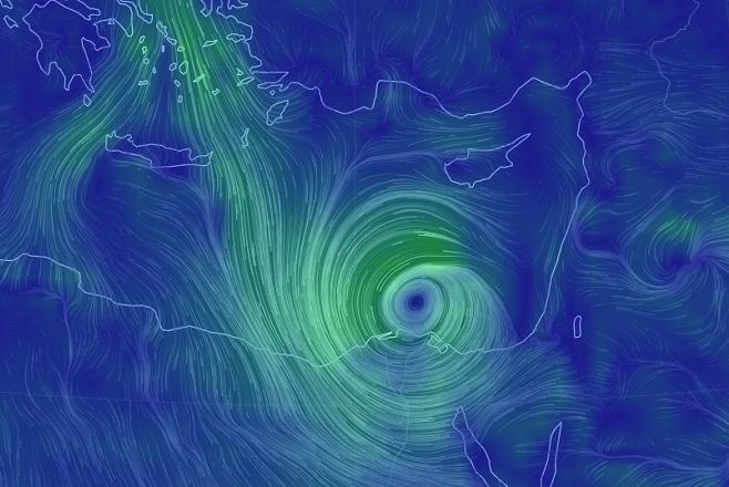 Egypt braces for more wind, rain from 'medicane'