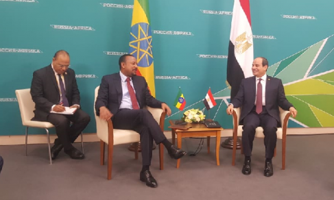 Ethiopia, Egypt agree disputed dam talks will continue