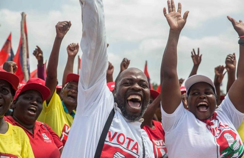 Mozambique certifies Frelimo election win