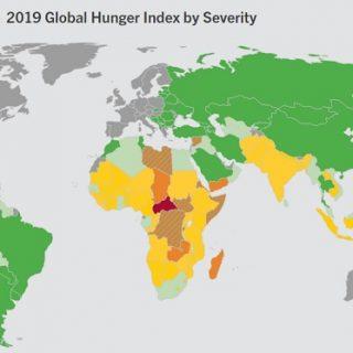 Global Hunger Index finds C.A.R. at highest risk