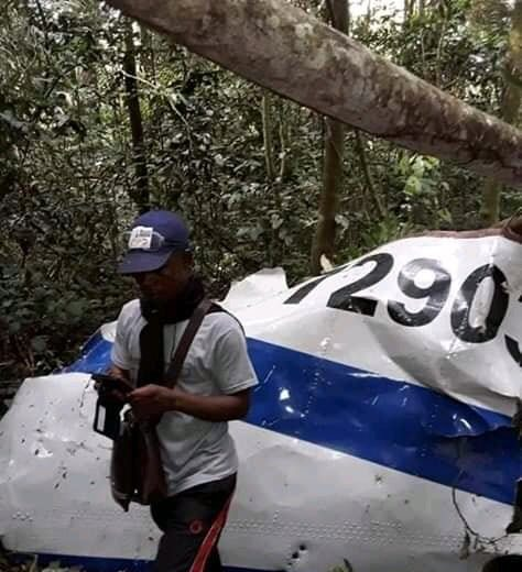 DR Congo says black box from presidential plane crash is found