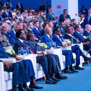 Sisi, Putin wrap up Russia-Africa Forum
