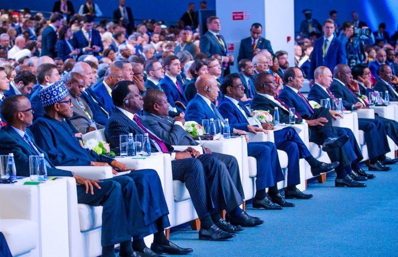 Sisi, Putin wrap up Russia-Africa Forum