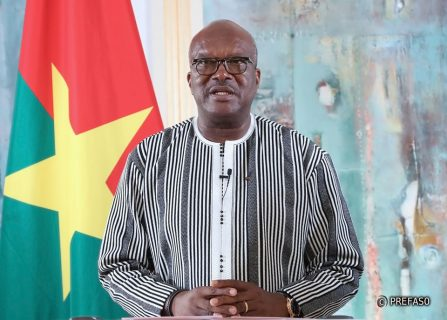 Kaboré calls for 'mobilization' with at least 38 dead in attack