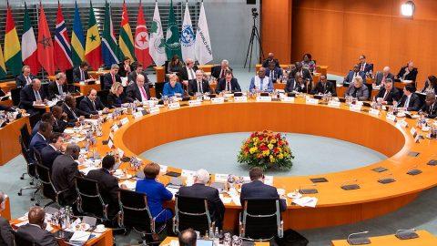 Merkel hosts African leaders for Compact with Africa meetings