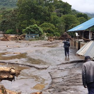 Kenya landslide toll at 37 as rains continue over East Africa