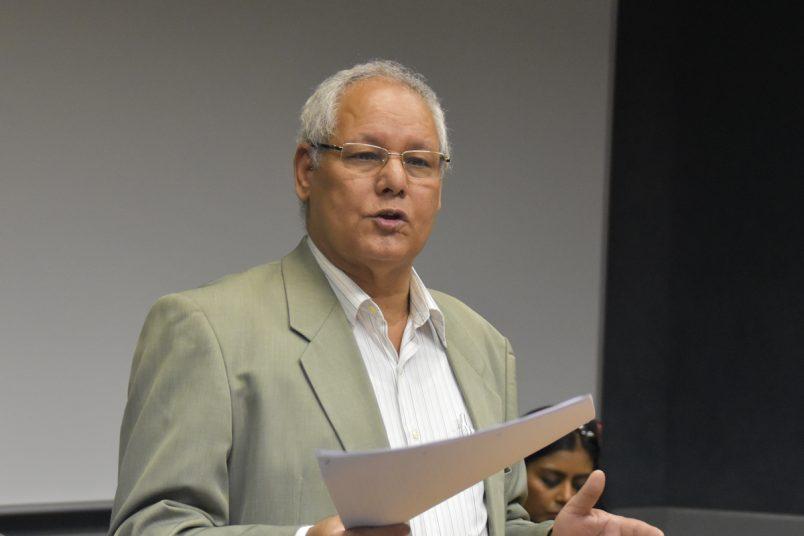SA plans memorial for SADR ambassador Bachir