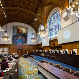 The Gambia presses Rohingya 'genocidal acts' case with ICJ