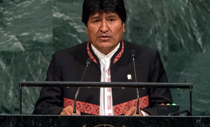 The Morales departure in Bolivia: A familiar story for many Africans